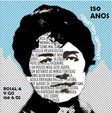 Rosalía 150 anos Cantares Gallegos