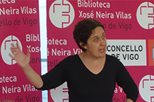 Contos Dakí: Paula Carballeira Biblioteca Xosé Neira Vilas