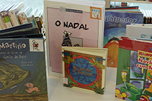 Mostra bibliográfica: Nadal na biblioteca