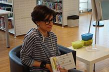 A hora dos Contos: Biblioteca Xosé Neira Vilas