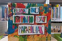 Elisa no mundo das marabillas Biblioteca Neira Vilas