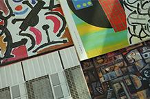 Mostra bibliográfica: As artes de vigo