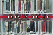 Día do libro Mapa literario de Vigo Biblioteca Neira Vilas