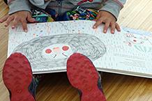 Día do libro infantil e xuvenil - Biblioteca Neira Vilas