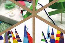 Obradoiro de nadal: Contos en construción Biblioteca Xosé Neira Vilas