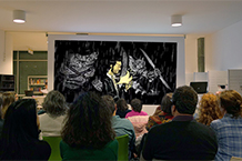 radiografía de un autor de tebeos ciclo de cine Biblioteca Pública Municipal Xosé Neira Vilas